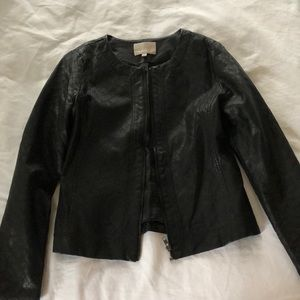 StitchFix/Skies Are Blue faux-leather jacket